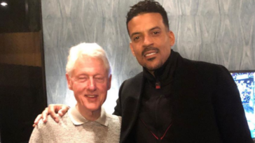 Clinton Matt Barnes