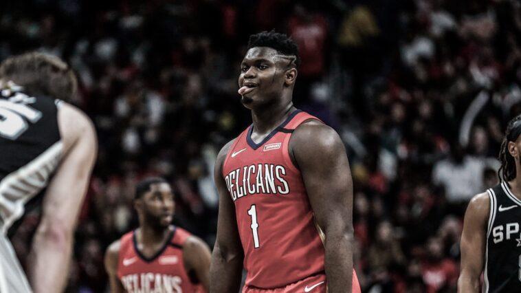Zion Williamson NBA Debut