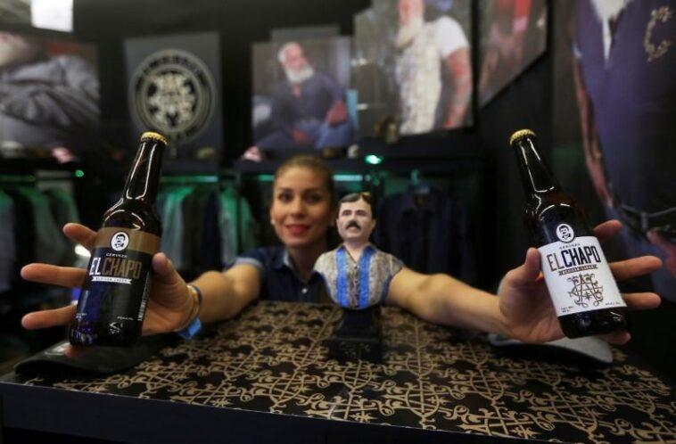 El Chapo Daughter Beer