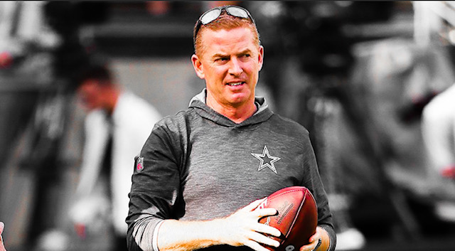 Jason Garrett wants to stay coach