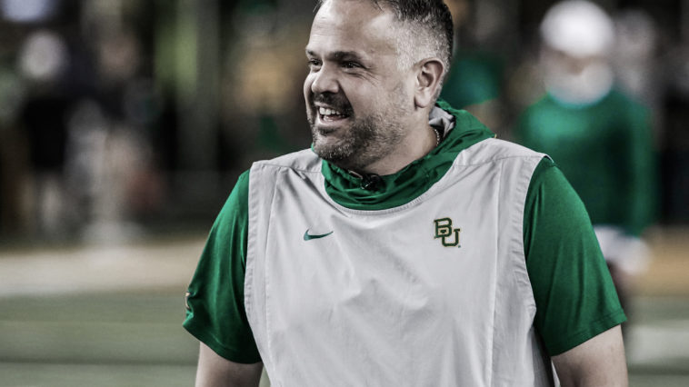 Matt Rhule Panthers