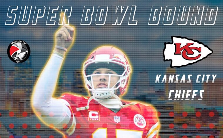Kansas City Chiefs Are Heading To The Super Bowl