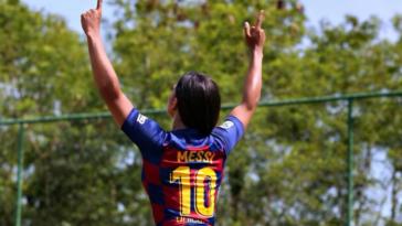 Miss Bum Bum Messi