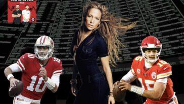 NFL Super Bowl Prop Bets
