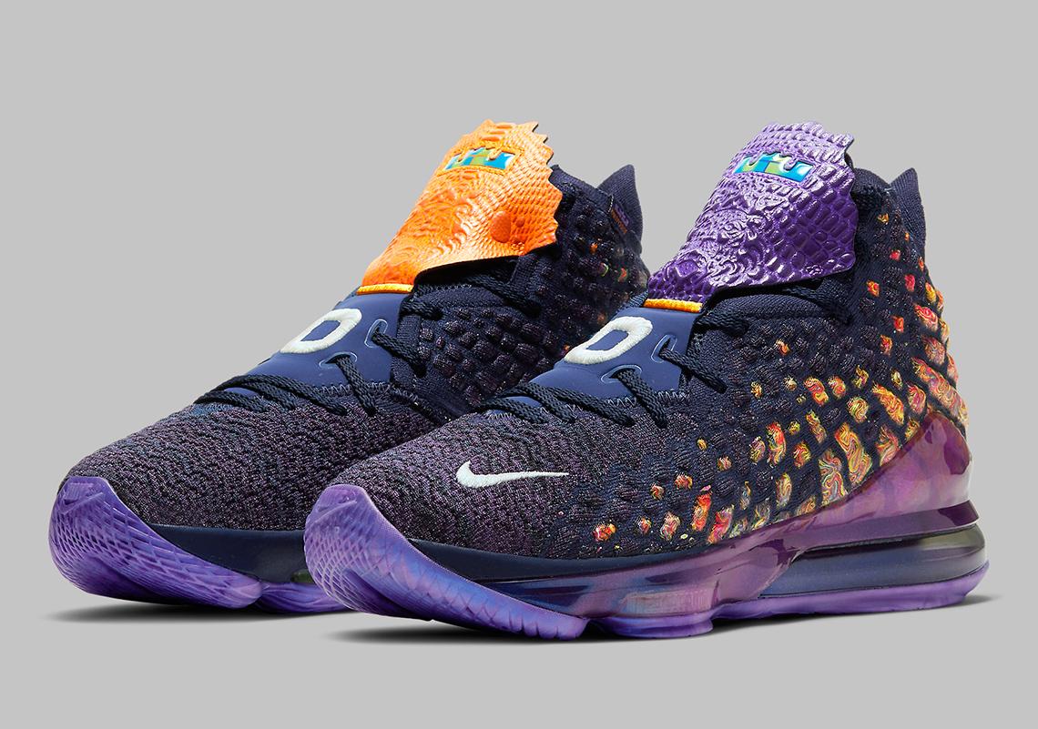 Nike LeBron 17 Space Jam 1