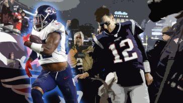 Titans Patriots