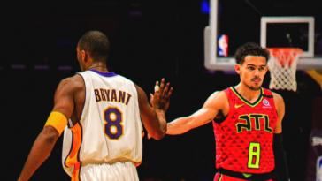 Trae Young Kobe