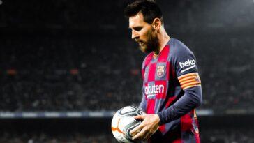Messi Public Spat