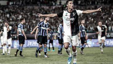 Cristiano Ronaldo Inter Milan Game