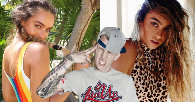 MGK and Sommer Ray