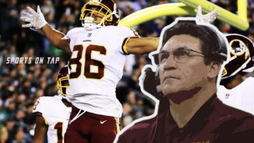 Jordan Reed Concussions