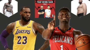 LeBron James Zion Williamson