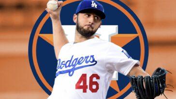 Mike Bolsinger Astros