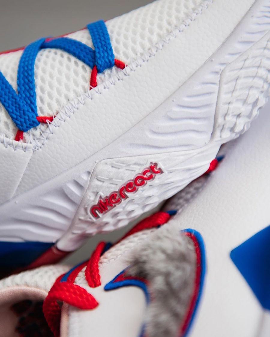 Nike LeBron 17 Tune Squad 4