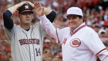 Pete Rose Astros Scandal