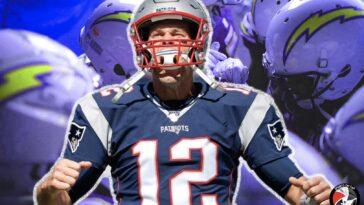 Tom Brady Chargers