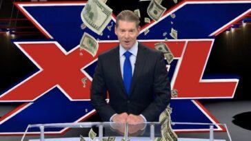 Vince McMahon Set To Lose XFL Money