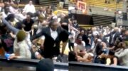 Womens Basketball Brawl