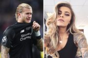 Lorius Karius Girlfriend