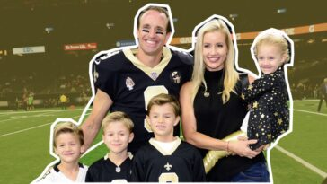 Drew Brees Donation