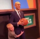 Adam Silver wax figurine