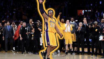 Kobe Bryant Last Shot