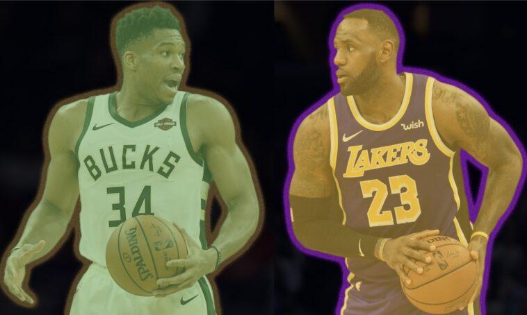 LeBron Giannis MVP