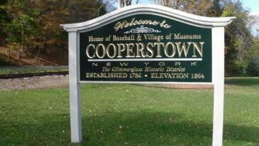 Corona Hurts Cooperstown