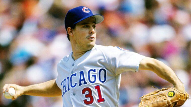 Greg Maddux Cubs