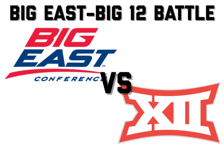 Big East-Big 12 Battle
