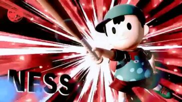 Ness Super Smash