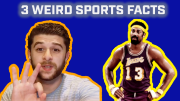 3 Weird Sports Facts