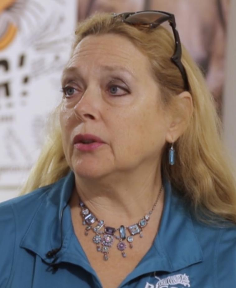 Carole Baskin Tiger King Interview