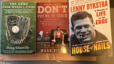 entertaining sports books
