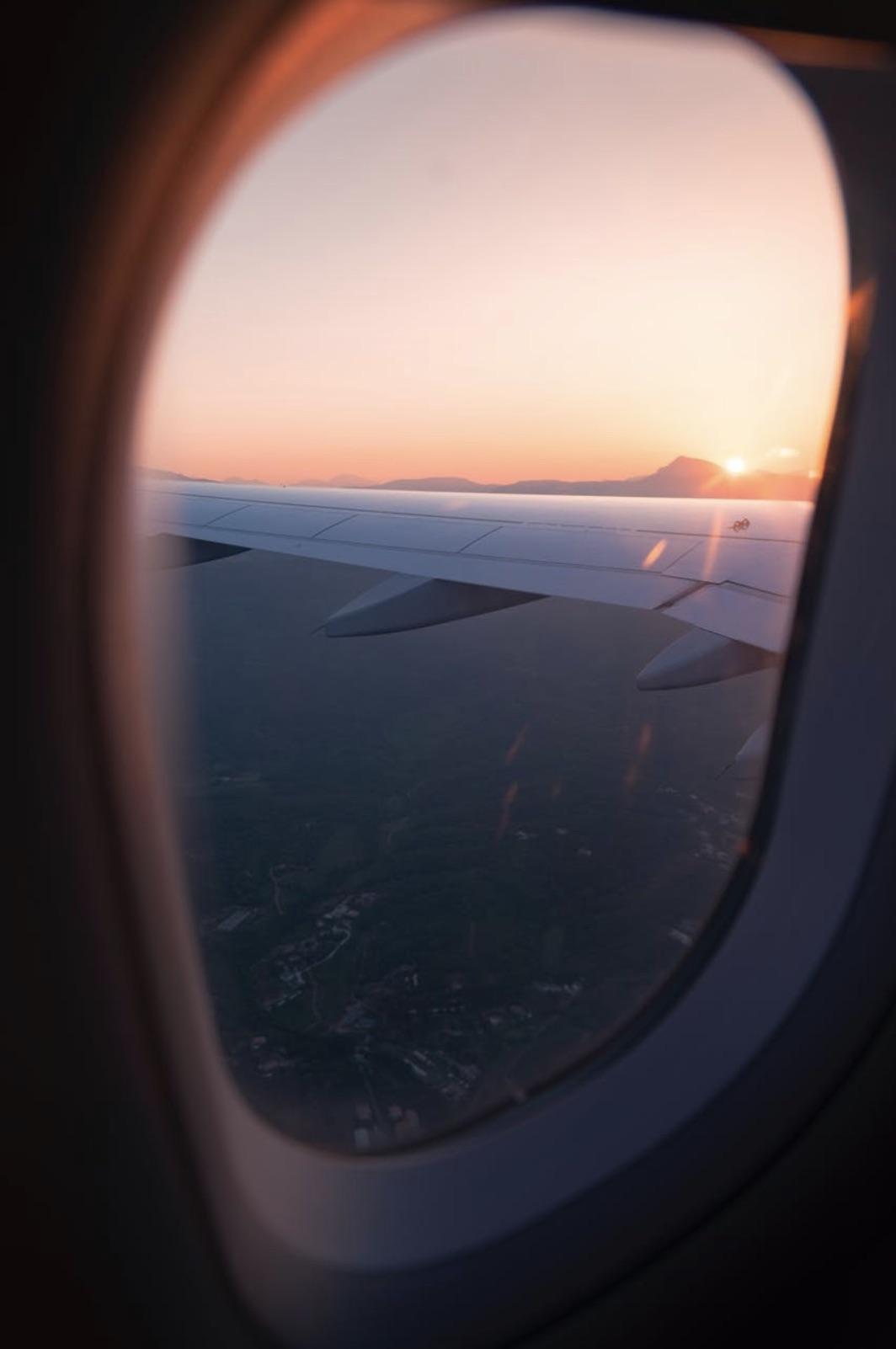 On the go plane