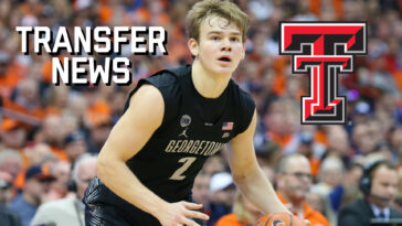 Mac McClung to Texas Tech