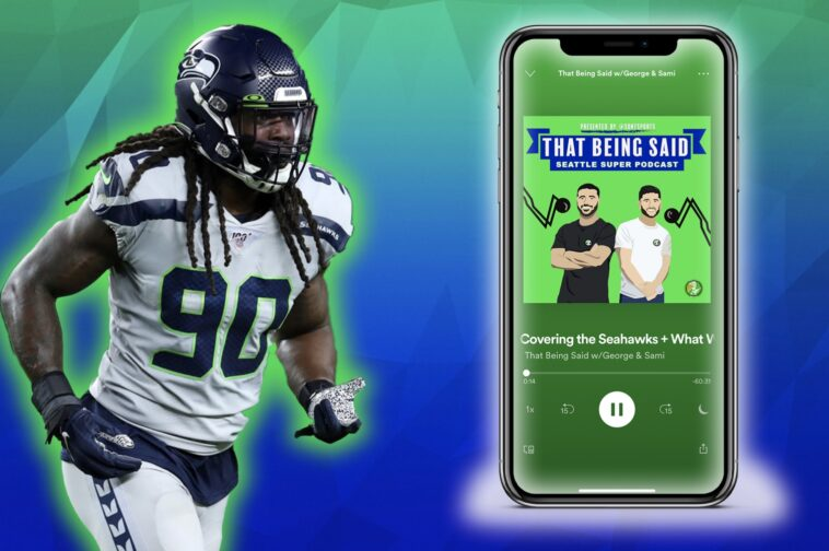 Seattle Seahawks Podcast