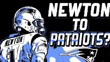 Cam Newton NE Patriots