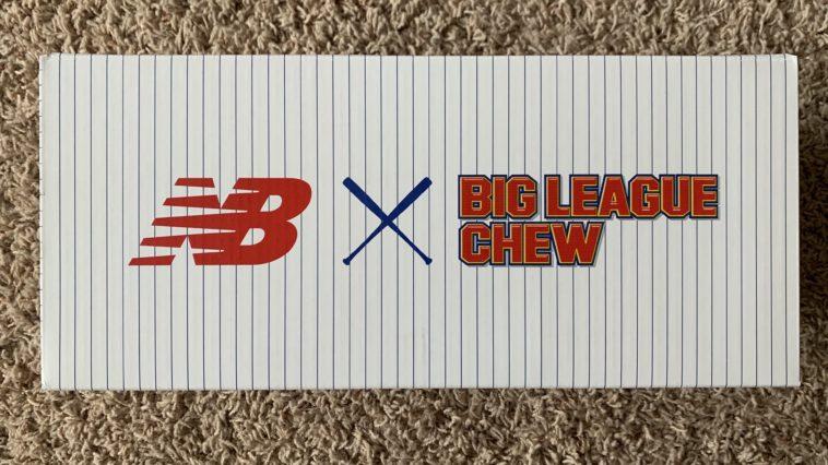 new balance big league chew sandals