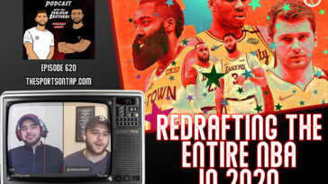 Redrafting The NBA