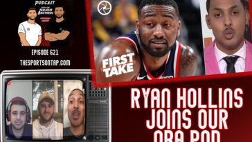 Ryan Hollins Podcast