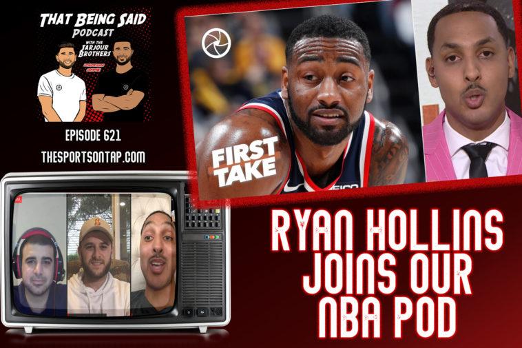 Ryan Hollins Podcast