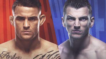 UFC Fight Night Poirier vs. Hooker