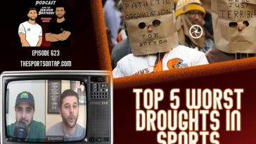 Worst Droughts in Sports