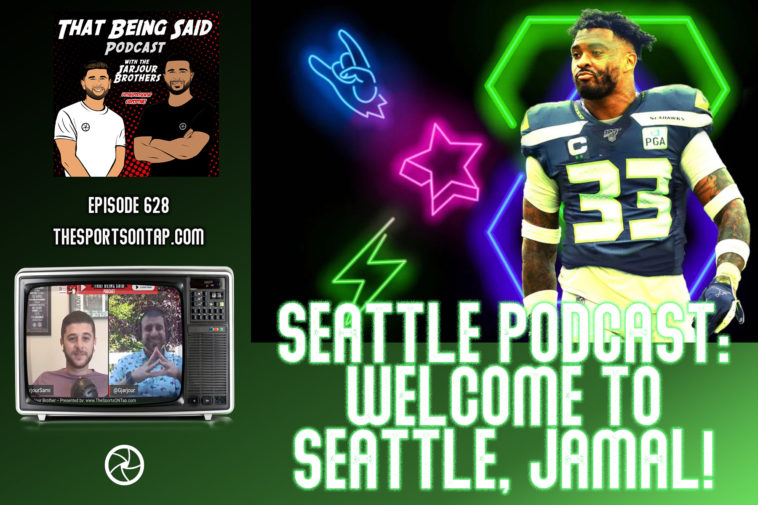Jamal Adams To Seattle