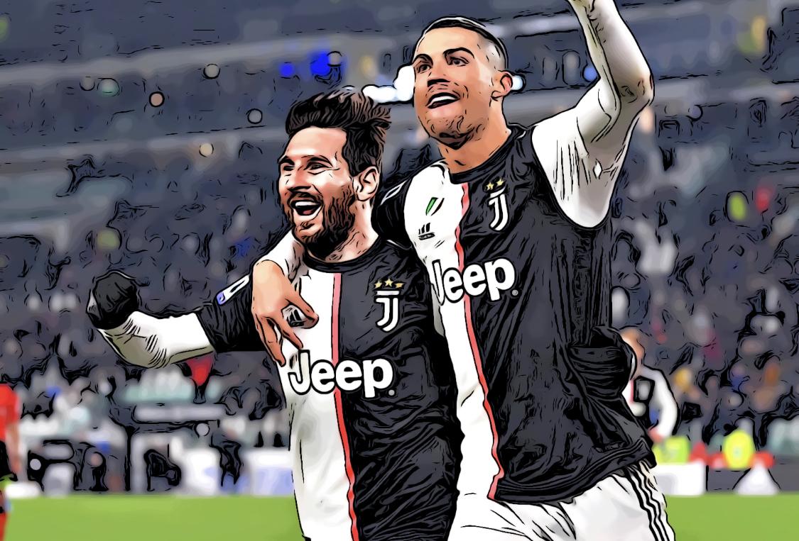 Messi Und Ronaldo