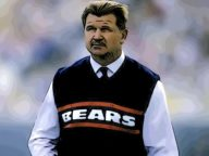 Mike Ditka Kneeling