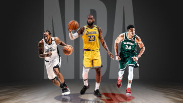 NBA IS BACK