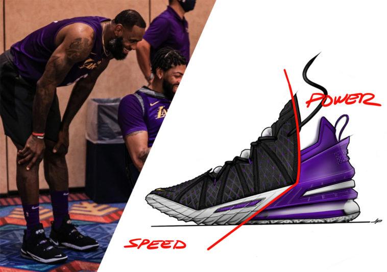 Nike LeBron 18s