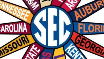 SEC Football Schedule